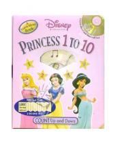 Картинка к книге Studio Mouse - Princess. 1 to 10 (+CD)
