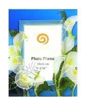 Картинка к книге Veld - 9293 Фоторамка 10х15 2027 (стекло)