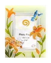 Картинка к книге Veld - 9295 Фоторамка 10х15 2010 (стекло)