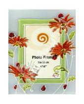 Картинка к книге Veld - Фоторамка gl 10x15 2029 (стекло) 9297
