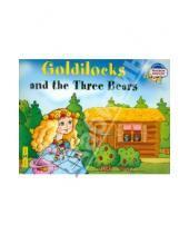 Картинка к книге English. Читаем вместе - Златовласка и три медведя