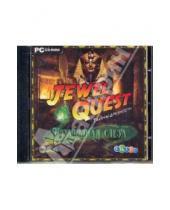Картинка к книге Игры для всей семьи - Jewel Quest. Тайны древности. Изумрудная слеза (CDpc)