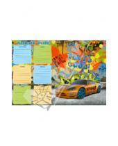 """Картинка к книге Расписание уроков - Расписание уроков """"Style Cars"""" А4 (22160)"""