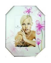 "Картинка к книге Pioneer - Фоторамка стеклянная 10х15 см  ""Roses"" (2009)"