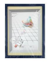 "Картинка к книге Pioneer - Фоторамка 13х18 см ""Рoster blue"" (8565)"