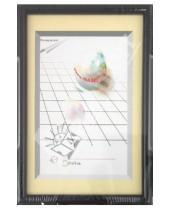 """Картинка к книге Pioneer - Фоторамка 10х15 см """"Poster black"""" (9119)"""