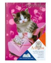 "Картинка к книге Pioneer - Фотоальбом на 100 фотографий ""Cats"" (LM-4R100/7005)"