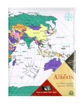 "Картинка к книге Pioneer - Фотоальбом на 100 фотографий ""Color map world"" (641V100)"