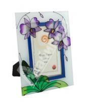 "Картинка к книге Pioneer - Фоторамка расписная 10х15 см ""Orchid"" (2226)"