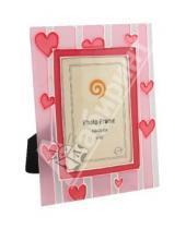 """Картинка к книге Pioneer - Фоторамка 10х16 см """"Frosted hearts"""" (11324D)"""
