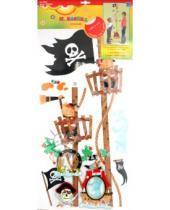 """Картинка к книге AMI&CO - Наклейка. Ростомер """"Пираты"""" (RDA 5203)"""