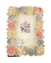 "Картинка к книге Pioneer - Фоторамка 10х15 ""Pale roses"" (LF06015)"