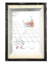 """Картинка к книге Pioneer - Фоторамка 13х18 см """"Poster black"""" (8562)"""