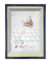 "Картинка к книге Pioneer - Фоторамка 18х24 см ""Poster blue"" (8556)"