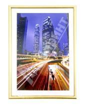 "Картинка к книге Pioneer - Фоторамка 15х21см ""Poster gold"" (7905)"