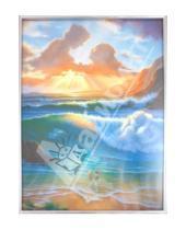"Картинка к книге Pioneer - Фоторамка 30х40 см ""Poster silver"" (7916)"