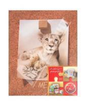 "Картинка к книге Pioneer - Фотоальбом на 200 фотографий ""Lovely animals, corc"" (10818 LM-4R200)"