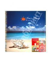 "Картинка к книге Pioneer - Фотоальбом на 200 фотографий ""Seaside story"" (10207 LM-4R200CPPBB)"