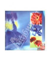"""Картинка к книге Pioneer - Фотоальбом на 200 фотографий """"Freur-de-lis 2"""" (LM-4R200PPBB)"""