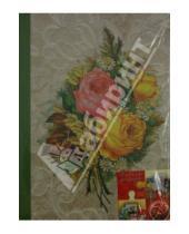 "Картинка к книге Pioneer - Фотоальбом на 100 фотографий ""Love flower"" (LM-4R100)"
