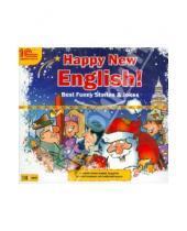 Картинка к книге Аудиокниги - Happy New English! Best Funny Stories & Jokes (CDmp3)