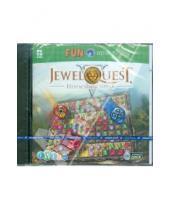 Картинка к книге Игры для всей семьи - Jewel Quest 5. Неугасимая звезда (CDpc)