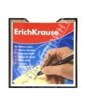 Картинка к книге Erich Krause - Блок для записей в подставке, куб 9х9х5 см, цветной (5141)