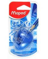 "Картинка к книге MAPED - Точилка ""I-Gloo"", с контейнером (223174)"