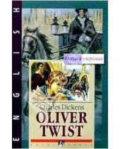 Картинка к книге Чарльз Диккенс - Оливер Твист = Oliver Twist (на английском языке)
