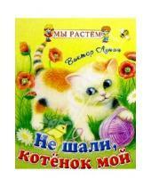 Картинка к книге Владимирович Виктор Лунин - Не шали, котенок мой