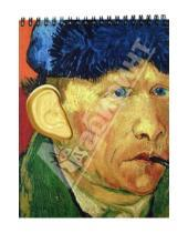 "Картинка к книге ARTEFACTS - Блокнот ""Van Gog"", А5 (CHAR_0005)"