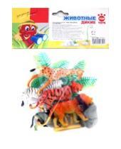 """Картинка к книге Top Toys - Набор игровой """"Дикие животные"""" 5 шт (5793GT)"""