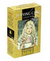 """Картинка к книге Карты игральные - Карты игральные """"Алиса в Стране Чудес"""""""