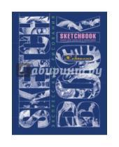 Картинка к книге Н. Савельева - Животные. Sketchbook (синий)