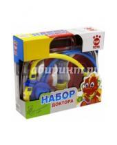 Картинка к книге Top Toys - Набор доктора (в коробке, 18х15,5х5 см) (GT5354)