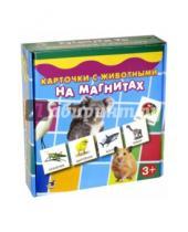 Картинка к книге Игры на магнитах - Карточки с животными на магнитах (2906)