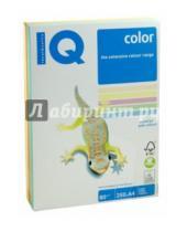 Картинка к книге Mondi business paper - Бумага для печати IQ COLOR MIX PALE, 5 цветов, 250 листов (RB01)