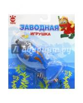 Картинка к книге Top Toys - Рыба с запуском (в блистере, 19х21,5х5 см) (GT8896)