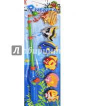 Картинка к книге Top Toys - Рыбалка магнитная, заводные рыбки (GT8914)