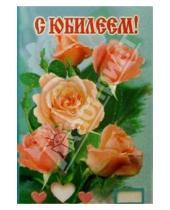 Картинка к книге Стезя - 3КТ-011/С Юбилеем/открытка двойная