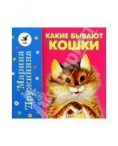 Картинка к книге Владимировна Марина Дружинина - Какие бывают кошки? Какие бывают собаки?