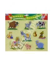 Картинка к книге Игры на магнитах - Дикие и домашние животные