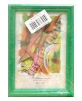 Картинка к книге Miltex - Фоторамка Arte 10х15 (зеленая)