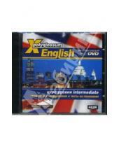 Картинка к книге X-Polyglossum English DVD - X-Polyglossum English. Курс уровня intermed. Грамматика, аудирование и тесты на понимание (Инт. DVD)