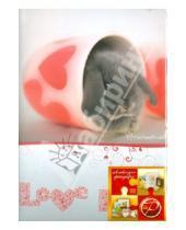 "Картинка к книге Pioneer - Фотоальбом на 100 фотографий ""Love"" (LM-4R100CPPM)"