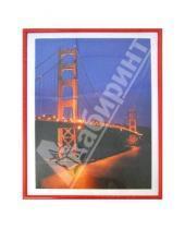 "Картинка к книге Pioneer - Фоторамка 21х29,7 см ""Poster red"" (8547)"