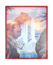 "Картинка к книге Pioneer - Фоторамка 30х40 см ""Poster red"" (7919)"