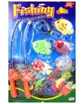 Картинка к книге Rinzo - Рыбалка магнитная с 2 удочками и 9 рыбами (PT-00029)