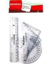 Картинка к книге Наборы для черчения, готовальни - Чертежный набор. Малый (HPL-08A03(205480001))