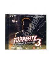 Картинка к книге Новый диск - Торренте 3. Трахтенберг в Мадриде (PC-DVD)